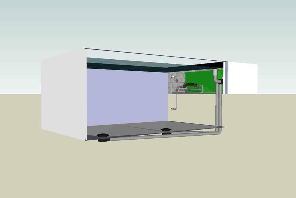 3D-bodemdrainage